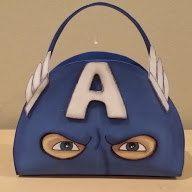12 goody bag inspired by superheroes by KaryfePartyCreations