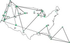 Image Result For Triangle Bermuda Map