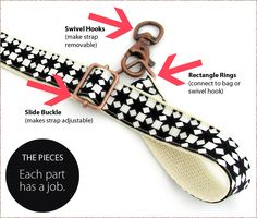 How to Make an Adjustable Strap | Sew4Home