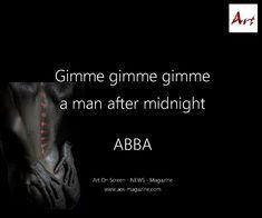 """ABBA 😍 Das Jahrhundert Comeback im Dezember 2018. Einer der zwei neuen Songs heißt """"I Still Have Faith In You"""", und wird von den Avataren in einer TV-Sondersendung der BBC & NBC aufgeführt. Gimme gimme gimme a man..."""