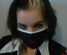 Doctor/nurse/mad Scientist Face Mask