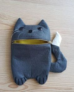 Cute cat Zip Purse Makeup Bag Coin Purse Small Accessory Pouch Gift For herGift . Cute cat Zip Purse Makeup Bag Coin Purse Small Accessory Pouch Gift For herGift For Mom Gift For Niece Cat Pencil Case S. Kids Purse, Cat Purse, Cat Bag, Niece Gifts, Gifts For Mom, Crazy Cat Lady, Denim Crafts, Diy Crafts Tv, Fabric Crafts