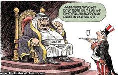 Saudi King no less than savage barbarian
