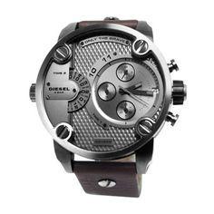 Chollo en Reloj Diesel DZ7258  Como nos tiene acostumbrados la marca Diesel, no pasarás desapercibido si te decides a comprar este reloj que está rebajado un 42%, unos 140€ que el precio por el que lo encuentras en Joyerías.  Chollo en Amazon España: Reloj Diesel DZ7258 por solo 190,15€ (un 42% de descuento sobre el precio de venta recomendado y precio mínimo histórico)