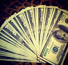 #money #luxury #life #cash #dollars #rich