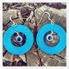 Evil eye @ La Mona Mossa