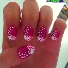 Fingernails #nailcolour