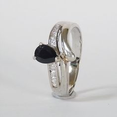 Fine Jewelry, Gemstones and Accessories by KangaGems Gemstone Rings, Etsy Seller, Fine Jewelry, Silver Rings, Gemstones, Accessories, Gems, Gem, Jewelry Rings