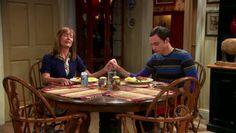 Mrs. Mary Cooper, Sheldon's mom