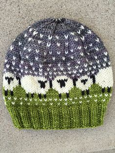 Ravelry: Project Gallery for Baa-ble Hat pattern by Donna Smith Baby Boy Knitting Patterns, Jumper Knitting Pattern, Knitting Machine Patterns, Baby Knitting, Knitted Hats Kids, Cable Knit Hat, Knitting Accessories, Yarn Crafts, Shetland Wool