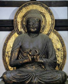 """""""The intuitive mind is a sacred gift and the rational mind is a faithful servant. We have created a society that honors the servant and has forgotten the gift. Theravada Buddhism, Buddhist Art, Love Symbols, Tribal Art, Oriental, Sculptures, Idol, Faith, Japanese"""