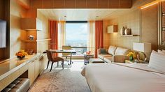 The Shangri-La at the Fort in Manila is scheduled to open on March 1 in a 820-foot tower. It will be the Shangri-La brand's third hotel in the Philippines city. Besides the 576 hotel rooms, Shangri-La at the Fort will have 97 luxury residences on the top floors. The hotel said it will have the city's largest banquet space (one ballroom can accommodate 1,200 guests, the other 715). There will be 19 other meeting rooms.