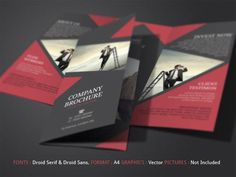 tri fold brochure design inspiration - Google Search
