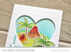 I Lava You: MFT Stamps August Release Countdown