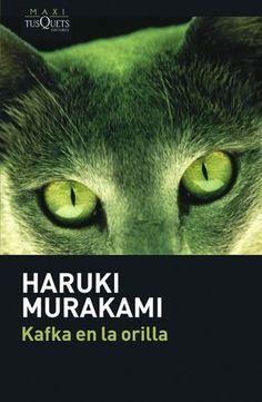 Kafka en la Orilla, Haruki Murakami