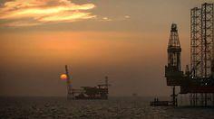 Oilfield.... #oilfield #offshore #offshoresickness #offshoresupplyvessel #oilrig #sunset #oilpro #seekoffshore #spebuesc #offshorelife #haze #drilling #oilandgas by sebastian_salvia