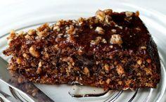 papatrexas.gr: Μια σοκολατένια καρυδόπιτα που δεν θα ξεχάσουμε!