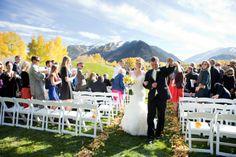 The Smiths Design - Aspen Meadows Resort Wedding Photography