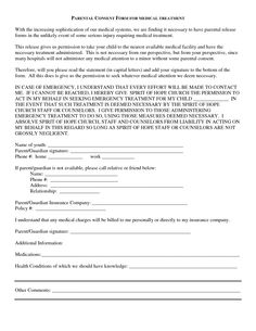 dc51c407c76ba09104117ce08da87dfb--parental-consent-doent  Letter Of Consent Template on assignment sheet template, sample resume cover page template, contractor work order form template, independent contractor proposal template,