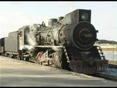 North-Korea Steam locomotive 4 - Sea Barrage 2