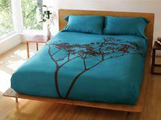 tree bedspread