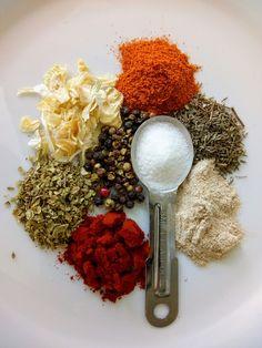 Cajún Seasoning