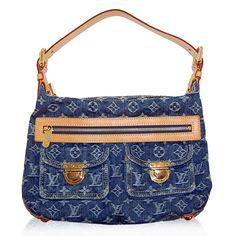 Louis Vuitton Denim Baggy PM  http://www.consignofthetimes.com/product_details.asp?galleryid=6218