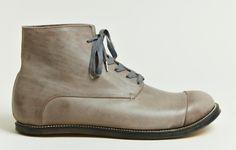 2eeb0e08e4 Toshinosuke Takegahara Flat Boots