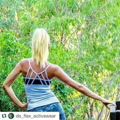 #Repost @ds_flex_activewear with @repostapp  Saturday Inspo Zelda Tank White This stunner combines contrasting whites and blacks breathable mesh panels cup inserts and super support. Which means no crop top required hooray!! S H O P the T O P online or @peppimintdunsborough  www.dsflex.com.au  #dsflex #activewear #tank #top #crop #white #black #yoga #pilates #gym #running #dance #casual #workout #exercise #workoutwear #fit #fitness #fitchicks #fitmums #shop #online #instore #style…