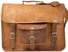 Gusti Leder Handtasche Umhängetasche Vintage U27 von Gusti Leder auf DaWanda.com