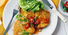 An excellent source of dietary fibre and vitamin C, sweet corn is a healthy choice for your everyday diet. Try them in these delicious, low-fat corn and noodle fritters.