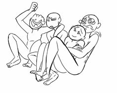 [Drawing] Draw the squad Draw The Squad, Drawing Prompt, Drawing Sketches, Manga Drawing, Drawing Tips, Drawing Challenge, Art Challenge, Draw Your Oc, Draw The Otp