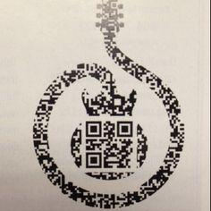 """QR code...R""""n""""R"""