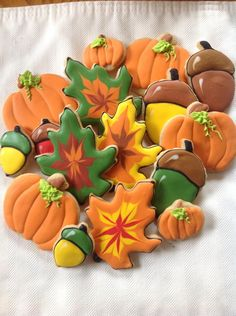 thanksgiving cookies | Cookie Connection