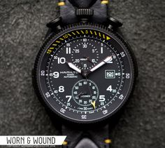 Hamilton Khaki Takeoff Automatic Chronograph (Limited Edition)