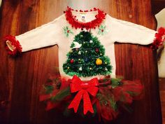 21506e55e Adorable toddler /baby 18/24 month Custom Ugly Christmas Sweater Snowman  Light Up Bow