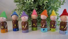 Seven dwarves   Flickr