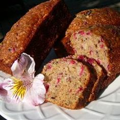 Cranberry Zucchini Bread   How are you eating your garden zucchini this summer?