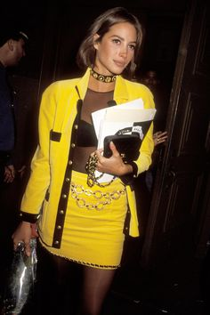 Christy Turlington, one of my all-time faves