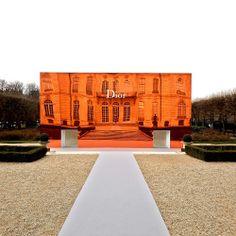 Christian Dior haute couture show | Musée Rodin | Bureau Betak