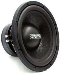 """E-12D4 - Sundown Audio 12"""" Dual 4-Ohm E Series Subwoofer by Sundown Audio. $119.99. The Sundown E Series was made to be the highest performance subwoofer line in it's price category. Low end extension was the number one design goal as you can see the E8 can extend to under 30 Hz in a vented enclosure!       RE: 3.8ohm     Fs: 35.8 hz     Qes: 0.56     Qms: 6.79     Qts: 0.52     Le: 1.85mH     Vas: 47.6L     BL: 15.4NA     Cms: 0.13MM/N     Mms: 156.6grams     Sens: n/a..."""