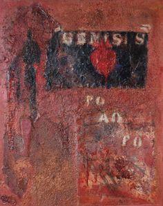Porque Hoje é Sábado- 2001 080x100 Contemporary Art, Artists, Paintings