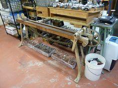Herman Silver Restoration & Conservation: Silversmithing Shop View #15