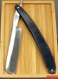 Boland Liege Rasiermesser ,straight razor, coupe choux,