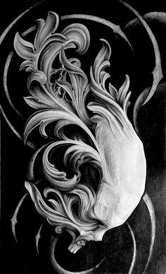 Calabera greca - Calabera greca You are in the right place about Calabera greca Tattoo Design And Style Galleries On - Skull Tattoo Design, Skull Tattoos, Black Tattoos, Body Art Tattoos, Sleeve Tattoos, Tattoo Designs, Tattoo Sketches, Tattoo Drawings, Art Drawings