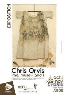 Agde : Exposition Chris ORVIS