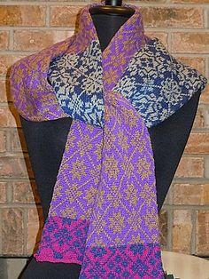 Ravelry: Carolines Winter Garden pattern by Carol C. Price