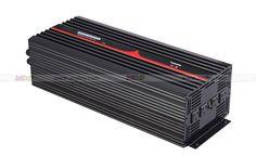 6000 W is all you need :) http://www.joyfay.com/us/6000w-pure-sine-wave-dc-12v-ac-110v-220v-power-inverter.html
