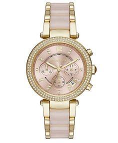 Reloj de mujer Michael Kors Parker al mejor precio #relojes #relojesmujer #complementos