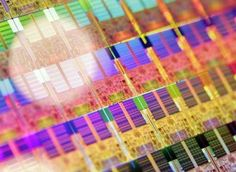 Silicon is currently used to make semiconductor chips #silicon #semiconductor